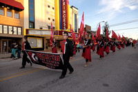 2017-10-05 Homecoming Parade & Pep Rally